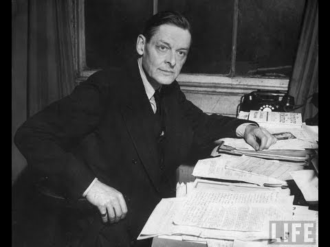 Whisper Literature [ASMR]: poetry of T.S. Eliot, soft-spoken, relaxing for sleep or tingles
