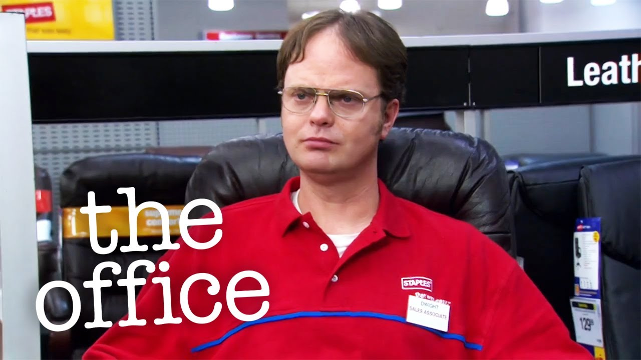Dwight's New Job  - The Office US