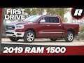 First Drive: 2019 Ram 1500 - The best-riding truck got even better