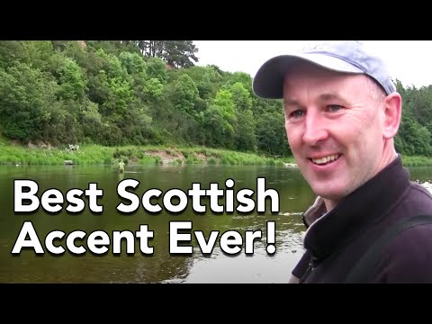 Best Scottish Accent Ever! Kevin Patterson with Tweedswood