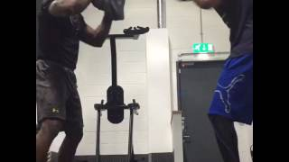 Beginners boxing workout with sas fitness