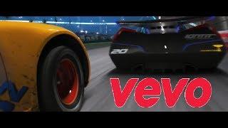 Cars 3 Music Video - DEAF KEV - Invincible ! HD