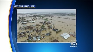 Residents Forced To Flee NorCal Town Completely Under Water