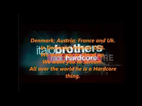 Italobrothers  Radio Hardcore Lyrics