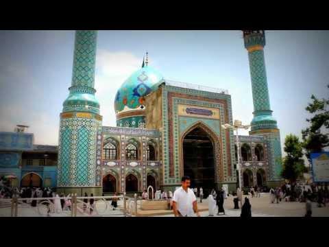 Iran Tehran - Shrine of Emamzadeh Saleh in Tajrish July 2012 (Full HD)