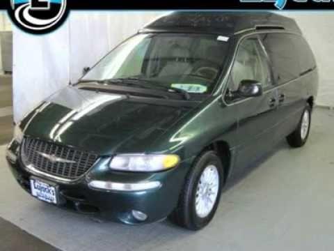 1999 Chrysler Town Country Mini Van Penger