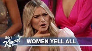 The Bachelor Women Tell All Gets Political