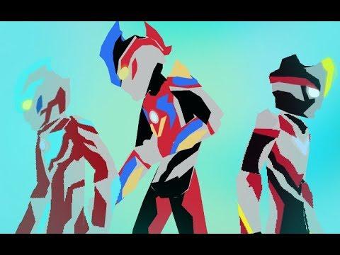 Pivot Ultraman Ginga Victory Henshin