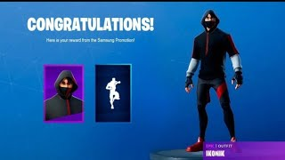 *RAPID*! How to Get IKONIK SKIN FOR FREE! [UNLOCK EXCLUSIVE PACK WITHOUT MOVIL FORTNITE]