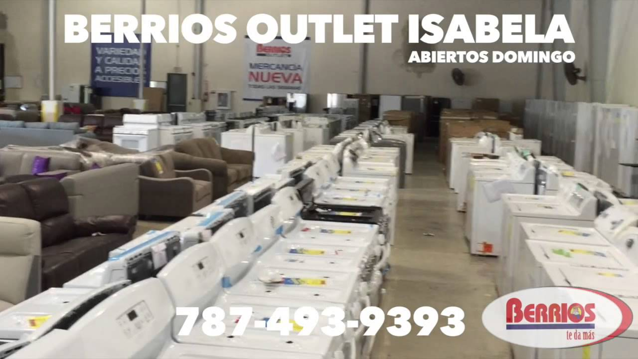 Berrios Outlet De Isabela Abiertos Domingo