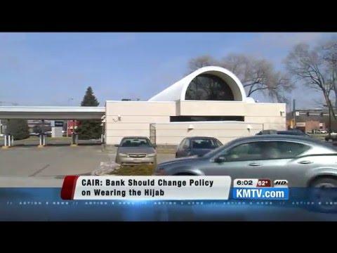 Video: CAIR Asks Nebraska Bank to Change Policy Banning Hijab