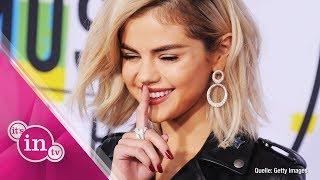 Blond, brutal, gutaussehend: Selena Gomez gibt Bühnen-Comeback!