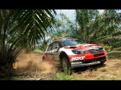 APRC15 Review - Pontus Tidemand Champion!