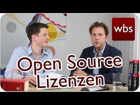 Aktuelle Fälle: Unter welchen Bedingungen kann Open Source Software verwendet werden? | Kanzlei WBS