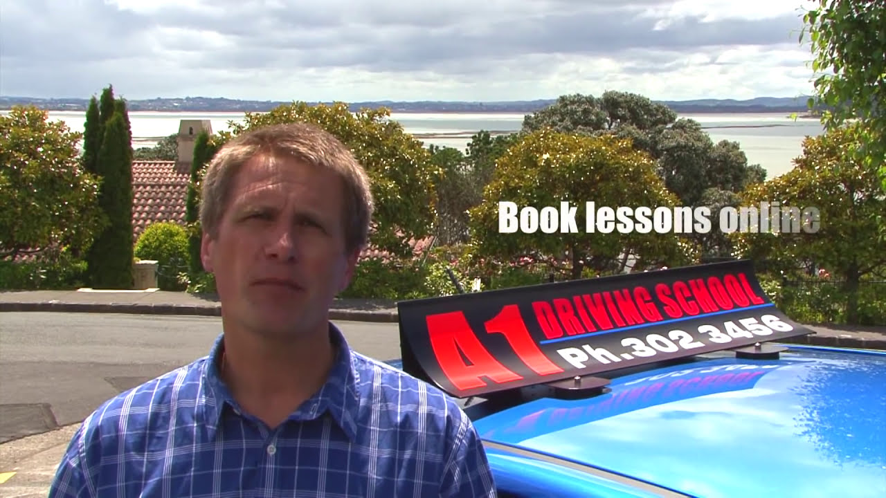 A1 Driving School Auckland Introduction Youtube