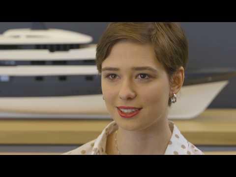 Alumni profile - Nadia Lele, yacht designer