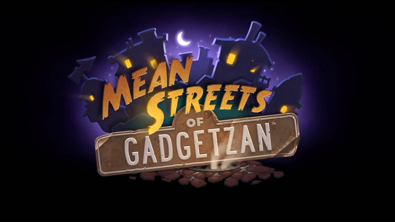 Mean Streets of Gadgetzan Theme