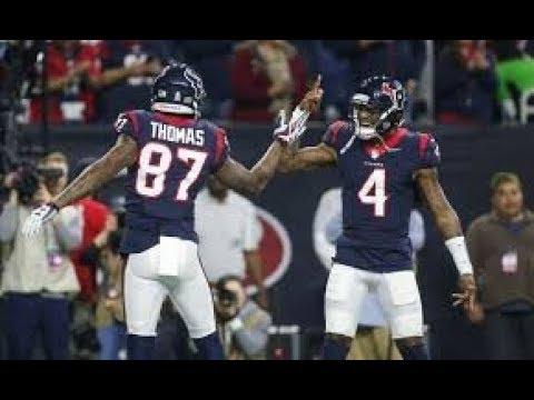 Game-Winning Plays From Houston Texans 8 Game Winning Streak!