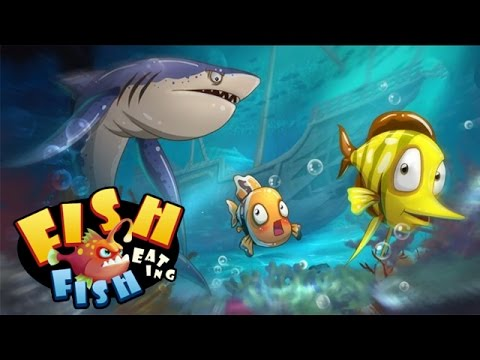 Fish Eating Fish Android Gameplay (HD)