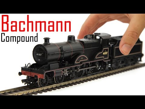 Bachmann Midland Compound Unboxing & Review