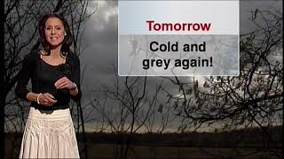 Kaye Forster BBC East Midlands News weather February 19th 2013 in HD!