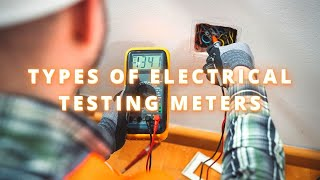 ELECTRICAL TESTING DEVICES