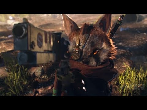 BioMutant Announcement Trailer (from ex-Just Cause Devs)