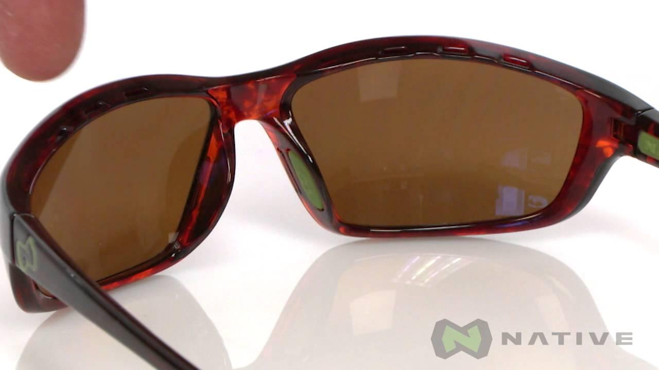 34731705b6 Native Eyewear Kodiak SKU  8197965 - YouTube