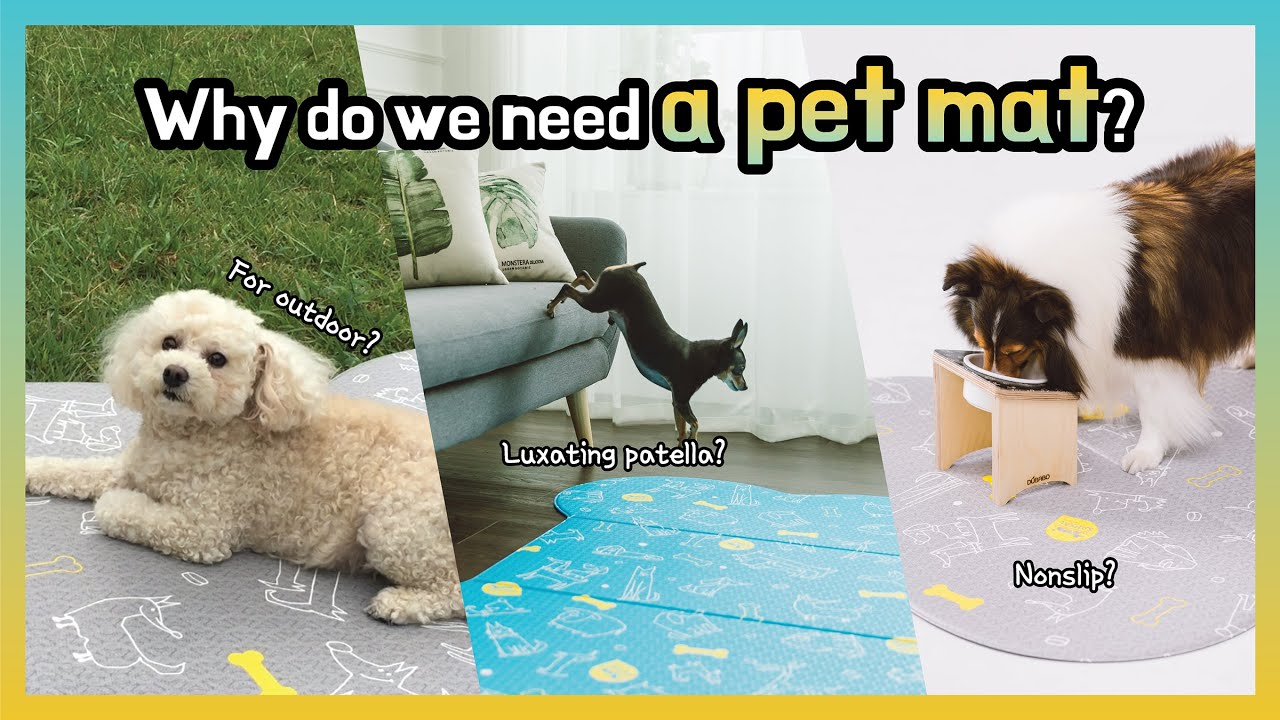 Sapsal Pet Soft Mat