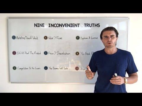 9 Inconvenient Truths About The Online Business Market