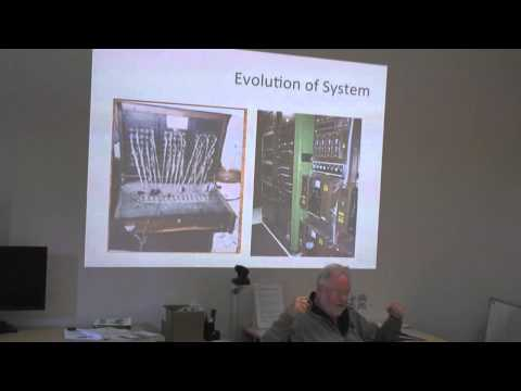 HITD602/603 - Guest Lecture - Prof. Tom Furness - March 03