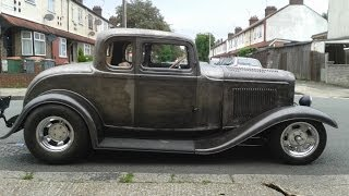 Dave Haskell Hotrod Roofchop