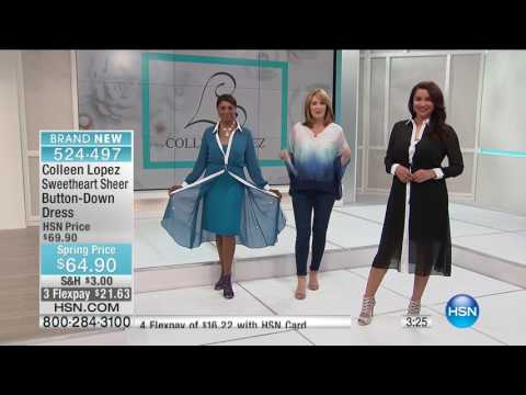 HSN | Colleen Lopez Collection 03.07.2017 – 06 PM