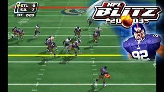 NFL Blitz 2003 ... (PS2)