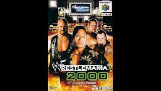 WWF WrestleMania 2000 N64 Unlockable all team!