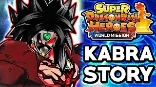 DARK BROLY DEMON TEAM UP! Dragon Ball Heroes: World Mission English - Kabra's Adventure Story Mode