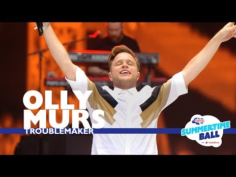 Olly Murs - 'Troublemaker' (Live At Capital's Summertime Ball 2017)