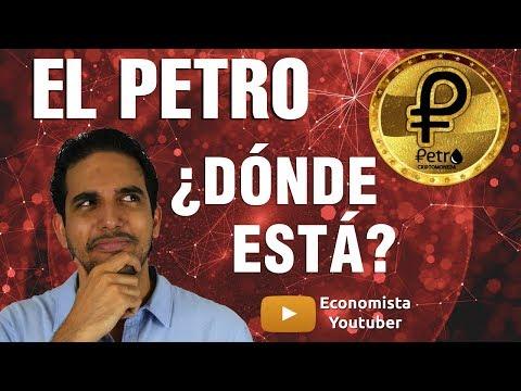 El Petro: 🔴 QUE PASA CON EL PETRO - Lo Último sobre la Criptomoneda Venezolana