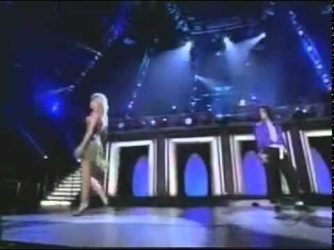 Britney Spears & Michael Jackson - The Way You Make Me Feel / 30th Anniversary Celebration