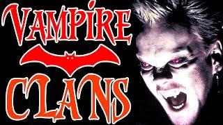 Video Vampire Clans download MP3, 3GP, MP4, WEBM, AVI, FLV Juni 2017
