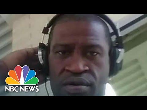 Defense Begins Its Case In Derek Chauvin Trial   NBC Nightly News