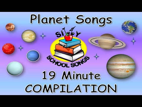 Planet Videos For Kids Song