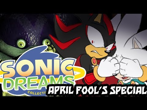 SHADOW AND SILVER'S TORMENT - TMOM Plays Sonic Dreams Collection APRIL FOOL'S SPECIAL