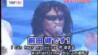 TRFのものまね 福下恵美 動画 24