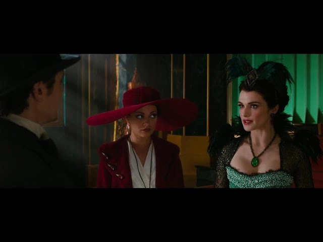 Oz the Great and Powerful - Official Trailer #2