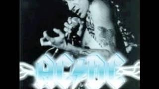 AC/DC - Back Seat Confidential (Volts)