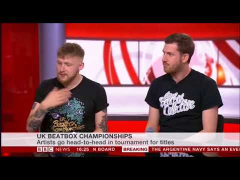 Beatbox on the Beeb...UK Championships 2017