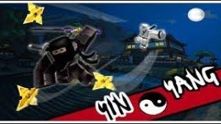 NİNJA OLUP SHURİKEN ATMAK !!!   Roblox Ninja Assassin   Türkçe