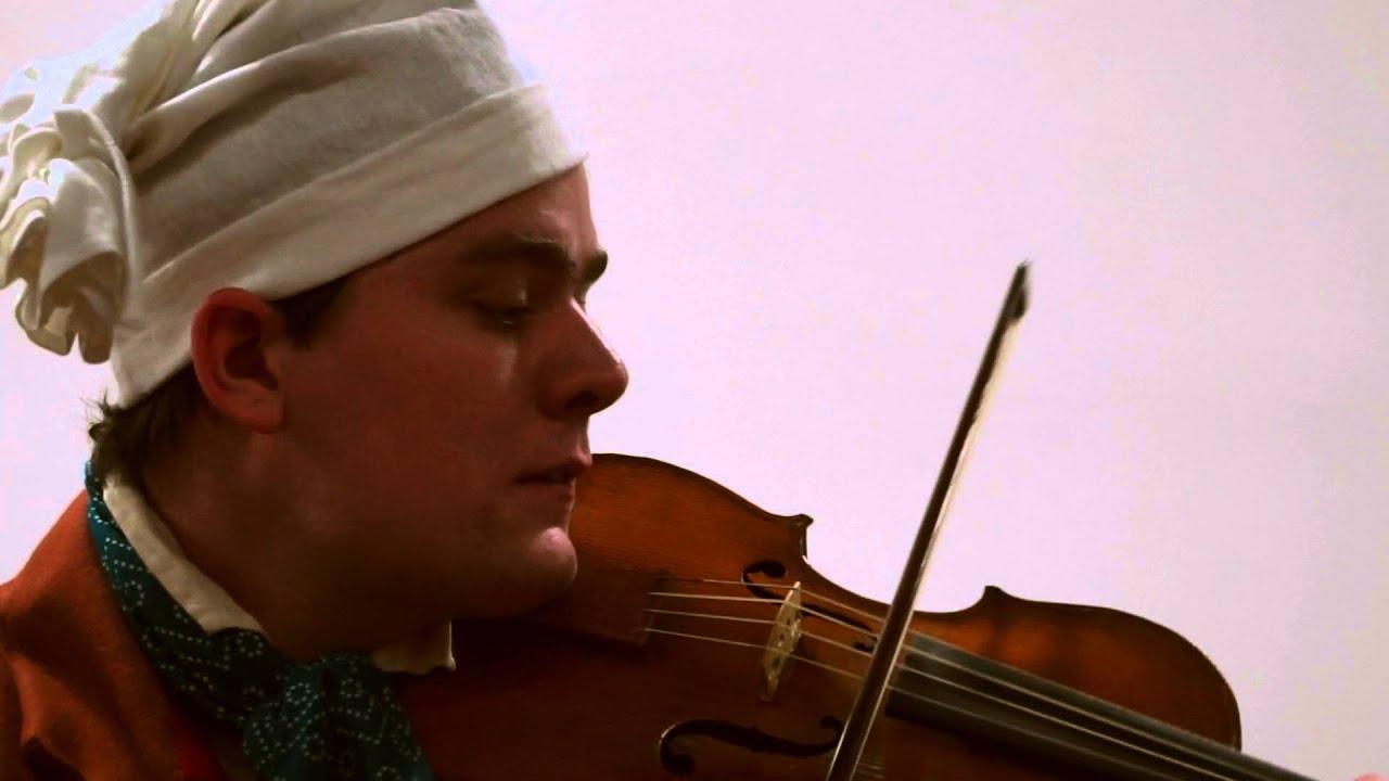 Scottish Fiddle Champion Tim MacDonald