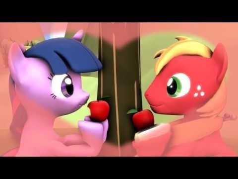 [SFM] Twilight Sparkle x Big Macintosh - YouTube